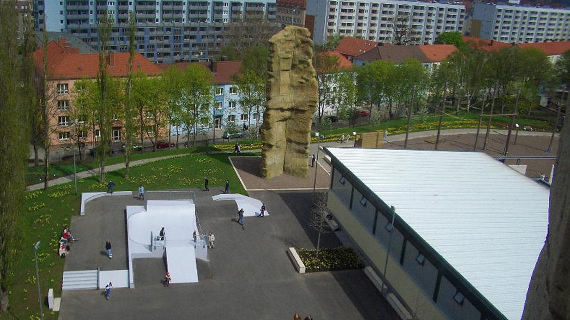 Landesgartenschau 2004 Nordhausen